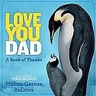 Love You Dad Book