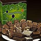 Happy Birthday Gourmet Brownie Gift Box