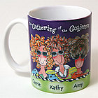 We Are Sisters Goddesses Coffee Mug
