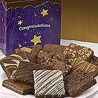 Congratulations Dozen Brownies Gift Box