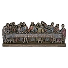 Bronze Finish Last Supper Figurine