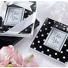 Polka Dot Photo Coasters