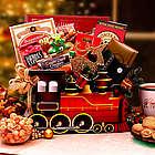 Holiday Express Christmas Gift Box