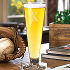 Personalized Classic Pilsner Glass