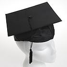 Kids Black Graduation Cap