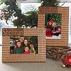 Family is Forever Personalized Frame