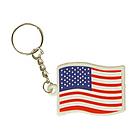 U.S.A. Flag Keychain