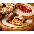 Scandinavian Christmas Kringle Pastries