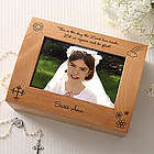 Personalized Rejoice and Be Glad Keepsake Box