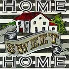 Home Sweet Home Canvas Wall Art