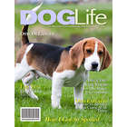 Dog Life Personalized Magazine Cover