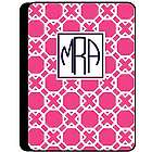 XOXO Monogrammed iPad Cover