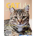 Cat Life Personalized Magazine Cover