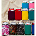 Personalized Neoprene Party Koozies