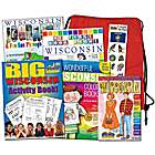 Wisconsin Fun Facts for Kids Book Set