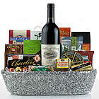 Deluxe Wine Basket