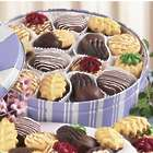 Assorted Sugar Free Cookies Tin