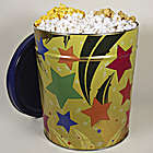 Shooting Stars Popcorn Tin
