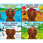 4 Torii's Adventures Children's Books
