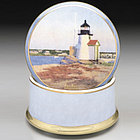 Brant Point Light Porcelain Box