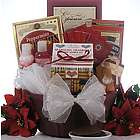 Peace and Tranquility Spa Holiday Christmas Gift Basket