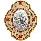 Sterling Silver Guardian Angel Trinket Box