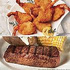 Jumbo Shrimp and Filet of Sirloin Steak Gift Box
