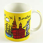 Boston Attraction Mug