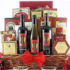 Ruffino Italian Collection: Wine Holiday Christmas Gift Basket