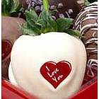 I Love You Chocolate Covered Strawberry Gift Box