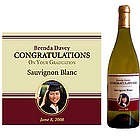 Personalized Graduation Wine Bottle Label