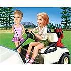 Golf Cart Cruising Caricature from Photos