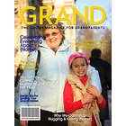 Grand Personalized Magazine Cover For Grandparents