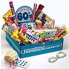 1960s Nostalgic Candy Box