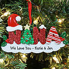 Nana Personalized Christmas Ornament