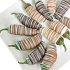 Belgian Chocolate Dipped Jalapenos