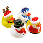Holiday Rubber Duck