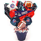 Giants Fan CookiePot Bouquet