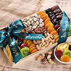 With Sympathy Dried Fruit and Nut Gift Box