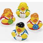 Bowling Rubber Duckies