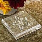 Personalized Star Keepsake & Paperweight