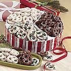 Holiday Pretzel Trio Gift Tin