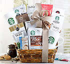 Starbucks Spectacular Gift Basket