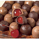 Chocolate Covered Cherries Gift Tin