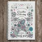 Personalized Hard Cover Travel Coloring Book
