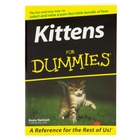 Kittens For Dummies Book