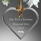 Create Your Own Personalized Heart Ornament