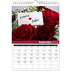Personalized Love and Romance Calendar
