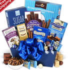 Holiday Sweets and Snacks Gift Basket