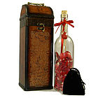 Enchanted Love Sentimental Messages Bottle